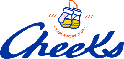 Cheeks Thai Boxing Gym Retina Logo