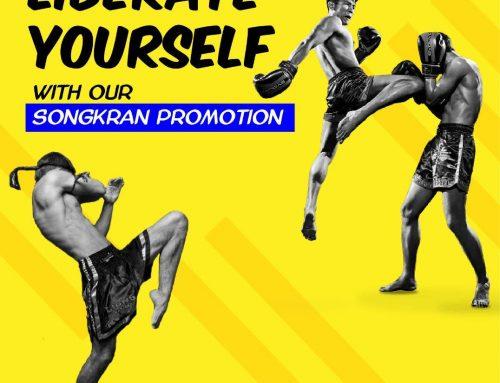 Songkran 2019 Promotion